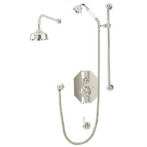 TSS2 Perrin & Rowe Traditional Shower Set 2